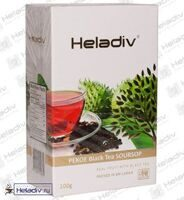 Чай HELADIV SOURSOP BLACK TEA